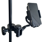 Accessorybasics Music Mic Microphone Stand Smartphone Mount
