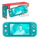 Consola Nintendo Switch Lite Original 1 Año De Garantia