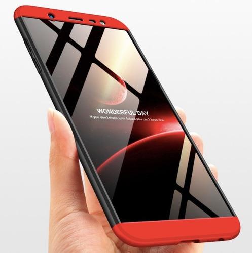 497874e4ddd Samsung J8 2018 Funda Estuche 360 De Lujo