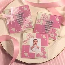Recordatorios Porta Vasos Portarretrato Baby Shower Bautizos