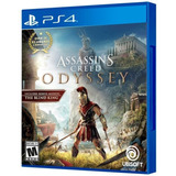 Assassins Creed Odyssey Ps4. Sellado. Español. Fisico