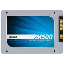 Disco Ssd Crucial M500 240gb Sata3 6gb/seg 7mm 2.5´´ 500mb/s
