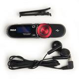 Reproductor Mp3 Rca Th2014 4gb Fm Grabador De Voz Original