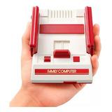 Mini Consola Family Computer 400 Juegos 2 Ctrls