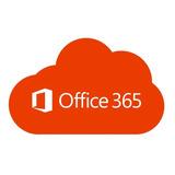 Licencia Office 365 Permanente Para 5 Pc's Mac's O Tablets