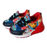 Zapato De   Paw Patrol  Para  Niños