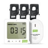 Efergy Monitor Medidor De Energia Trifásico E2 + Software