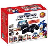 Sega Genesis Classic Game Console Deluxe (2016) 85 Juegos