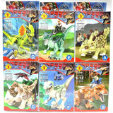 Dinosurio Comp / Lego Minifigura Piñatas Regalo Sorpresa Ajd