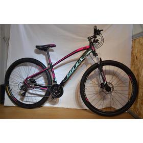 Bicicleta Rock-v Rin 29 En Acero 24 Velocidades