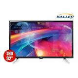 Tv Televisor Led Kalley 32  1 Año De Garantia Tdt