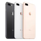 Celular Libre iPhone 8 Plus 64gb Lte 12mp +obsequios