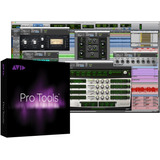 Avid Pro Tools Hd 12 Pc Programa Daw Full Completo Plugin