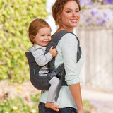 Cargador Canguro Bebe Infantino Arnes 4 En 1  Ergonomico