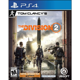 Tom Clancy's The Division 2 Ps4 + Dlc Capitolio Mejor  Preci