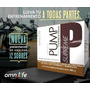 Proteina Pump X 12 Sobres (sabor Cookies And Cream)