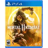 Mortal Kombat 11 Ps4 Español Latino Juego Playstation 4