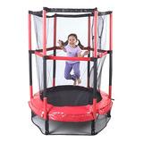 Trampolin Brincolin Para Niños Con Red
