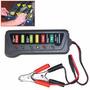 Tester Chequeador Probador Bateria Carro Con Alternador 12v