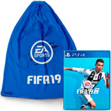Fifa 19 Ps4 Fisico Juego Playstation 4 Obsequio Tula Fifa 19
