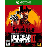 Red Dead Redemption 2 Xbox One Juego Fisico Original