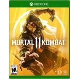 Mortal Kombat 11 Xbox One Premium Edition+ 50 Juegos Offline