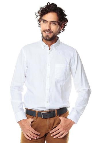 cbd4caa8d7 Camisa Manga Larga Jones Para Hombre Color Siete
