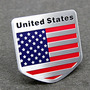 Car Styling Accessories Am08 Emblema Badge Decal Sticker Ca Jeep Commander