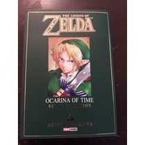 Panini Manga Legend Of Zelda Ocarina Of Time Sup Tomo Latino