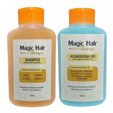 Magic Hair Shampo Y Acondicionador Nueva - mL a $64