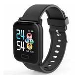 Reloj Brazalete Inteligente Monitor Frecuencia Cardiaca Hi16