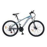 Bicicleta Nakxus Track Rin 26 21v Frenos De Disco