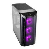 Chasis Cooler Master Mb520 + Fuente 650w Reales
