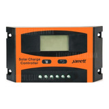 Controlador Regulador De Carga 20a 12/24v Pwm Solar