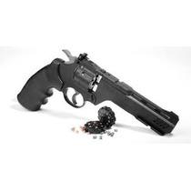 Revolver Crosman 357vigilante Co2 Balines Y Copas 2014