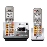 Teléfono Inalámbrico At &  Handset Dect 6.0 + 1 Teléfono