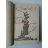 Colombofilia Salvador Castelló Libro Antiguo Antigüedad