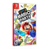 Mario Party Nintendo Switch . Entrega Inmediata. Español
