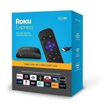 Roku Express Nuevo Convierte Tv En Smart Model 2019 Con Rca