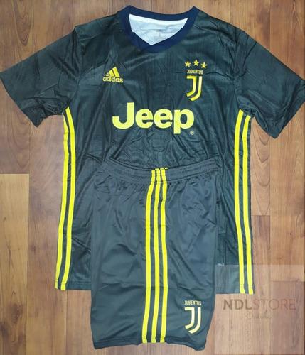b9f69dc879 Uniforme Juventus Niño Y Adulto Gris Todas Las Tallas