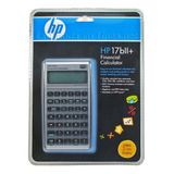 Calculadora Financiera Hp 17bii+ Selladas, Nuevas  Garantia
