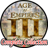Age Of Empires 3 Complete Collection + Expansiones No Steam