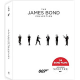 Colección James Bond, The Blu Ray