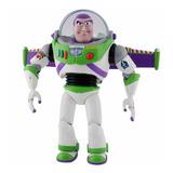 Juguete Buzz Lightyear Con Luz Y Sonido Camina