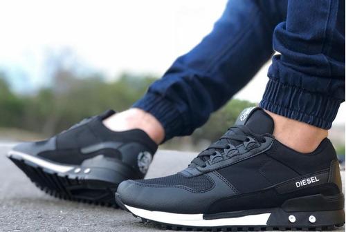 58a562c7c3a3 Tenis Zapatos Zapatillas Diesel Para Hombre
