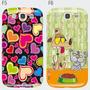Estuche Samsung Galaxy S3 Hello Kitty Carcasa Funda Forro +