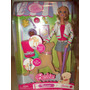 Barbie & Tanner Playset - Barbie Y Su Mascota