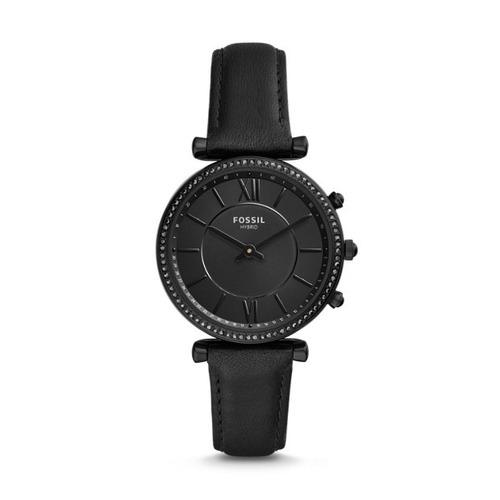 1259cc523974 Reloj Fossil Ftw5038 Negro Mujer