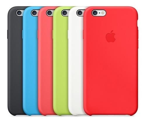 a18c554d2e5 Carcasa Original Apple Silicone Case iPhone 6 6s