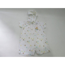 Ropa Body Toalla Bebe Disney Original